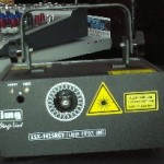 Stage Line LSX-142 SRGY Laser - Effetto Luce