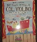 Iniziamo presto col violino - Vol.1 Libro Egon Sassmannshaus