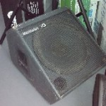 Montarbo M3a 400w rms Spia - Monitor Amplificato