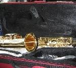 Sax Contralalto Alysèe A-808L Sassofono laccato c/astuccio e acc.