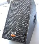 Montarbo M11A Monitor da palco attivo,  controllato da processore - 180 W rms