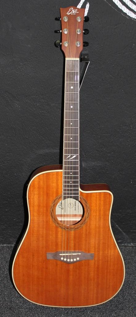 Eko duo d cw eq natural chitarra acustica heaven sound for Ganci per appendere chitarre