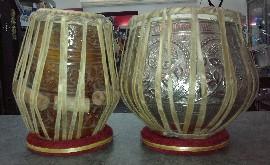Tablas Indiano Percussione