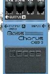 CEB3 Bass Chorus Effetto- Pedale Boss