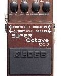 OC3 Super Octave Pedale Boss