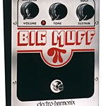 Big Muff PI USA distortion sustainer Effetto Pedale