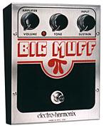 Big Muff PI USA distortion sustainer Effetto Pedale