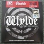 6 pz Dunlop ZWN1060 Icon Series Zack wylde Corde elettrica 010-060