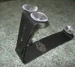 Ergoplay AC 1201 Supporto per Chitarra da seduto