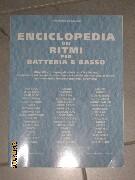 Enciclopedia dei ritmi per batteria e basso con CD Libri Micalizzi C.