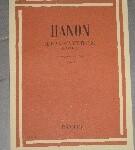 Pianista virtuoso,60 esercizi c/le aggiunte di A.Schotte Libri Hanon C.L.