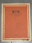 Scuola preparatoria del pianoforte,OP.101 per giovani allievi Libri Beyer F.
