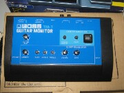 Boss TM-7 Guitar Monitor