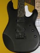 Sterling Musicman JP50-SBK signature John Petrucci Chitarra el. nero satin. c/borsa