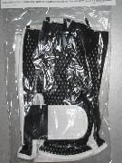Rockbag RB 22951BL Guanti per batterista L (senza dita) Batteria - acessorio