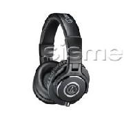 Audio - Technica ATH- M40 X Cuffia Professionale da Studio