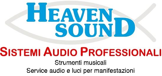 Heaven Sound – audio professionale – strumenti musicali