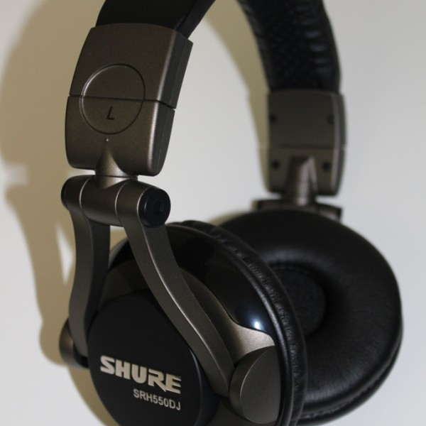 Shure SRH 550 DJ cuffia chiusa per DJ  cec087443774